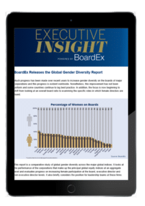 BoardEx Executive Insight ipad